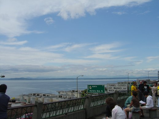 Puget Sound, Seattle, June 13th, 2006