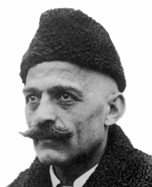 Gurdjieff in middle years