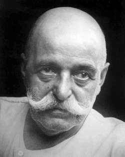 Gurdjieff in later years